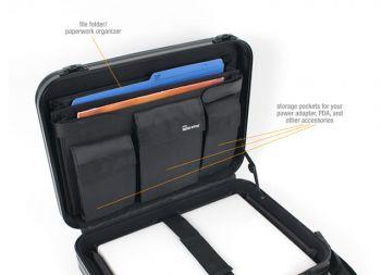 Laptop Armor Aluminium Black (Slim 14