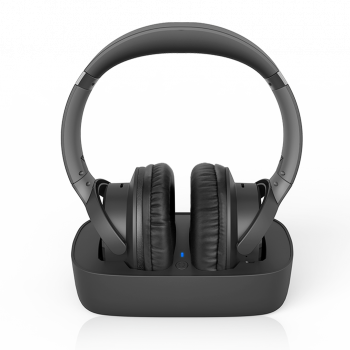 Avantree - Ensemble - Wireless Headphone for TV Watching, with Charging Base & Bluetooth 5.0 Transmitter 2-in-1
